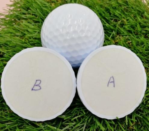 2-piece golf ball