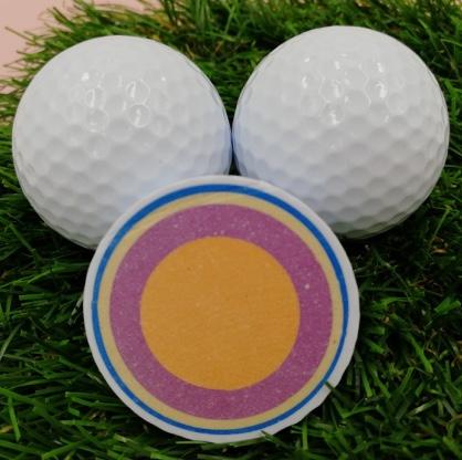 5-piece golf ball